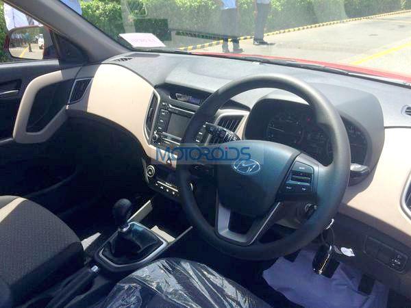 Hyundai Creta - Interior(Motoroids) (3)