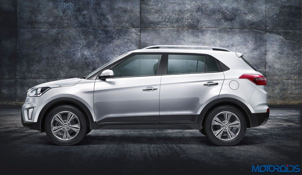 Hyundai Creta side