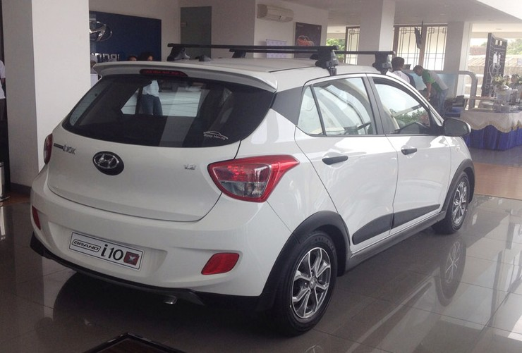 Hyundai Grand I10 X Launched In Indonesia Priced At Inr 7