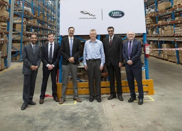 Jaguar Land Rover India Parts Distribution Center