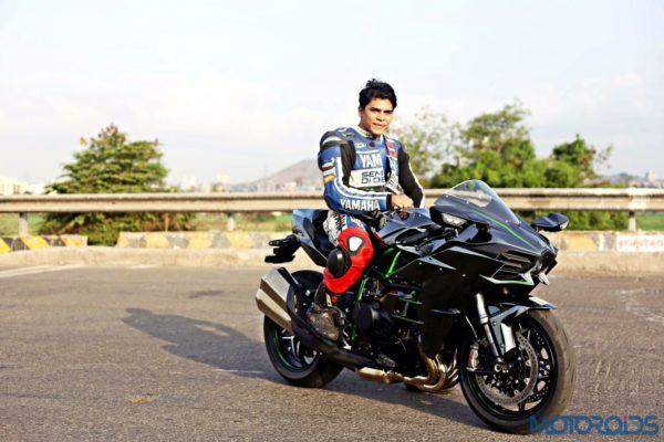 Kawasaki Ninja H2 - Owner Review - Studio5 Images (5)