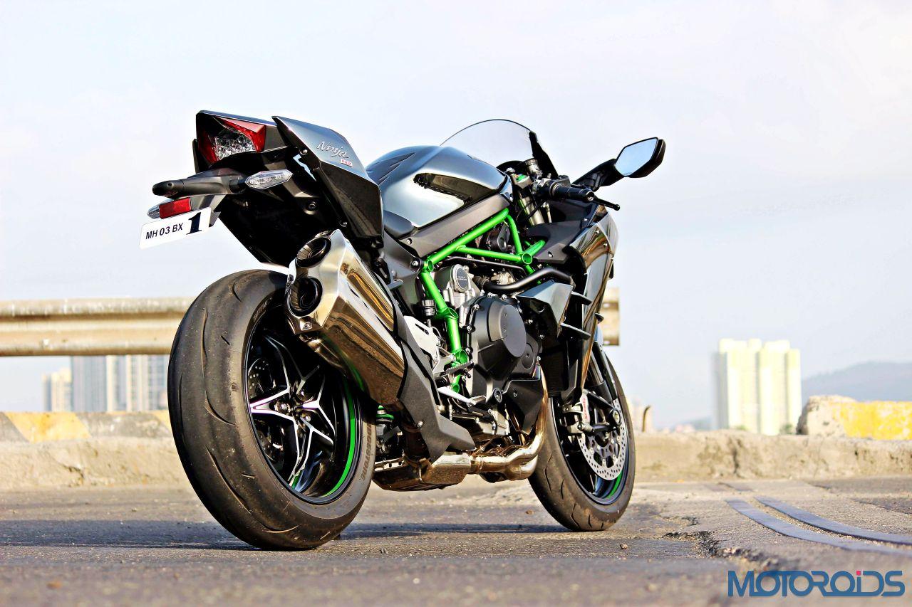 Hows It Like To Own The Kawasaki Ninja H2 In India Owner Pushkar