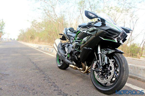 Kawasaki Ninja H2 - Ownership Review - Static Shots (19)