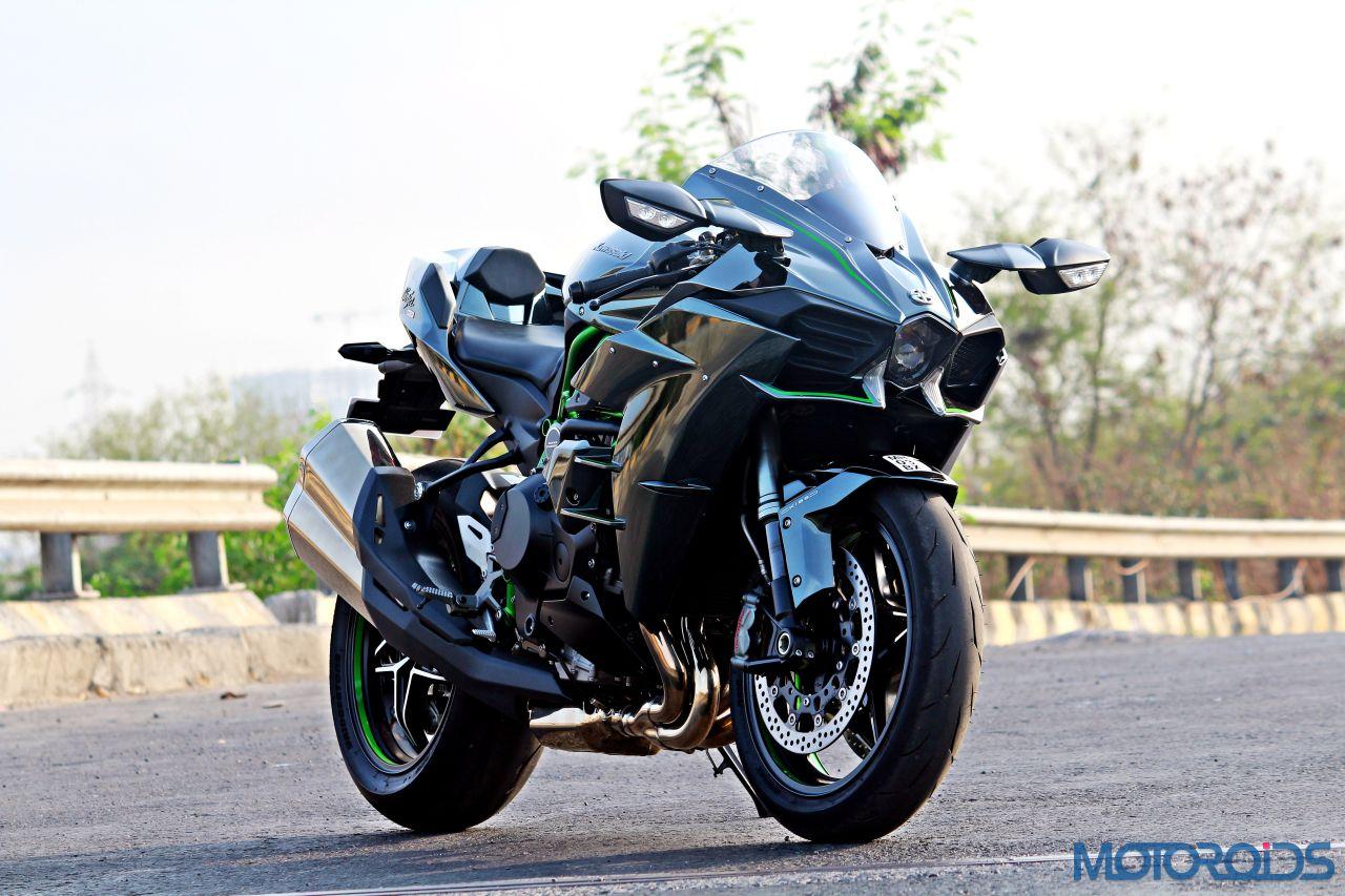 Kawasaki Ninja H2 - Ownership Review - Static Shots - Front (4)