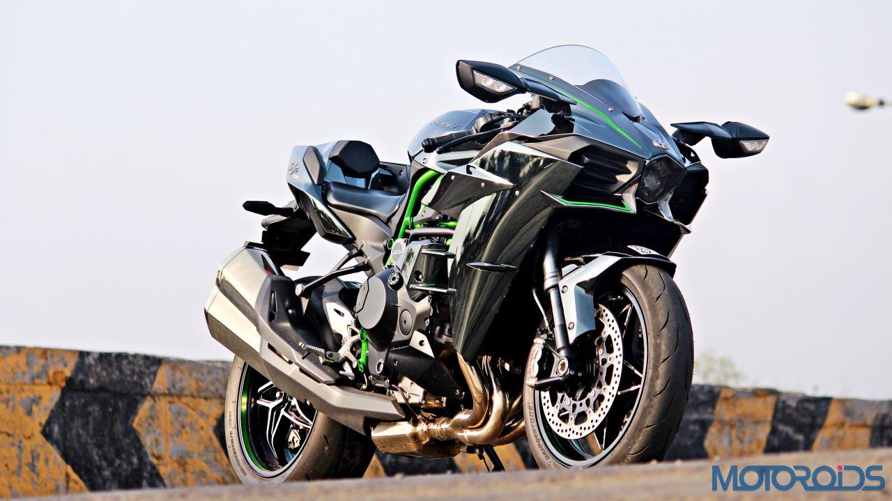 Kawasaki Ninja H2 - Ownership Review - Static Shots - Side (13)
