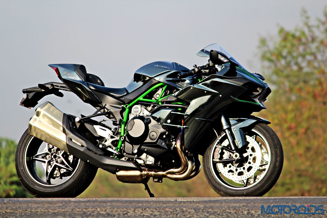 Kawasaki Planning A Smaller Displacement Supercharged Bike