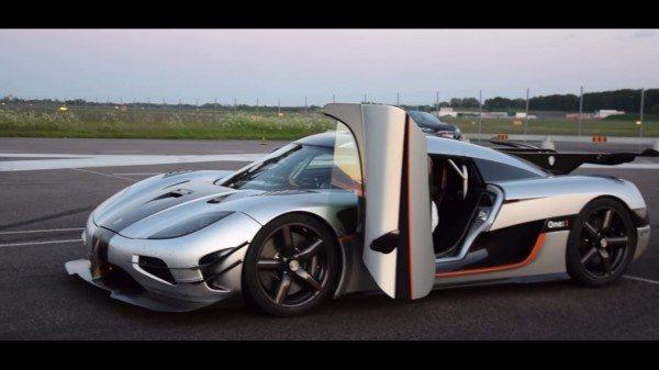 Koenigsegg One 1 speed record (1)