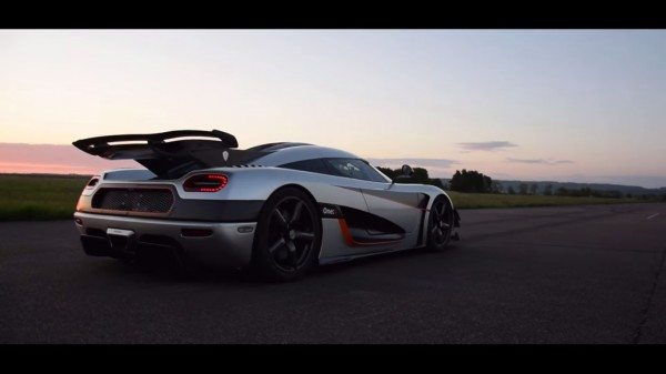 Koenigsegg One speed record (2)