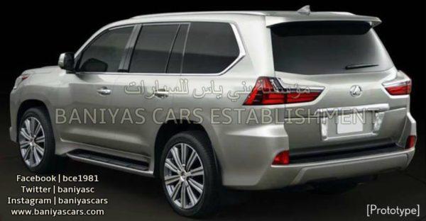 Lexus LX facelift (1)