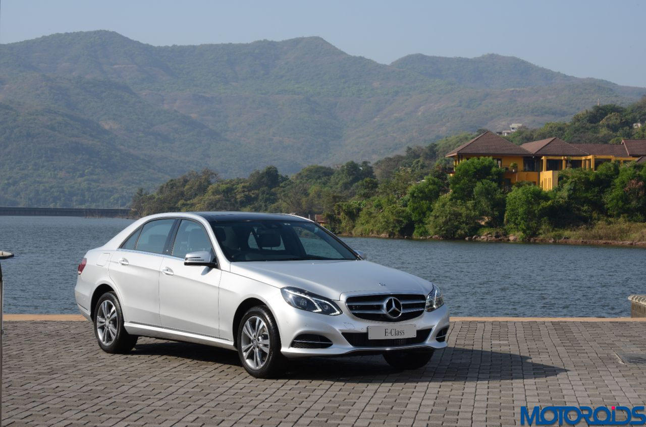 Mercedes benz adds more features for the e class in india for Mercedes benz prices in india