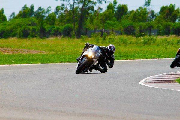 Madras Riders Club track days