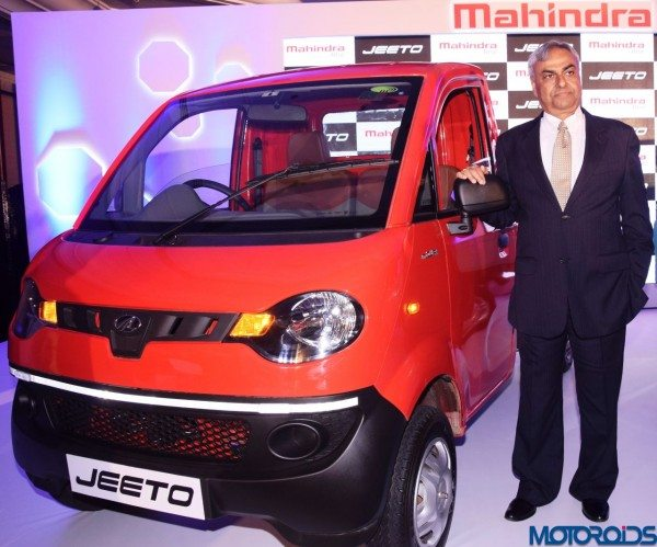 Mahindra Jeeto launched