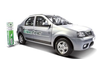 Mahindra-Verito-electric