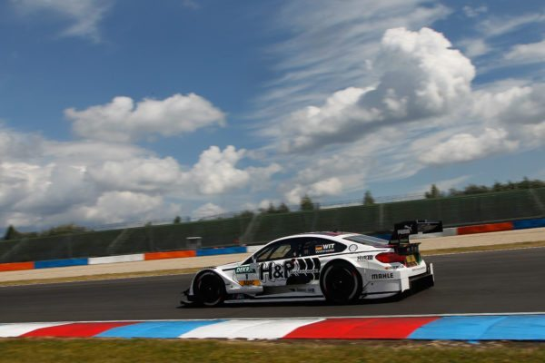 Marco Wittmann (DE) Ice-Watch BMW M4 DTM