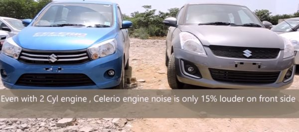 Maruti Celerio Diesel vs Maruti Swift