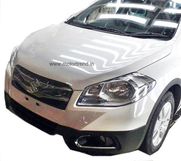 Maruti S-Cross (2)