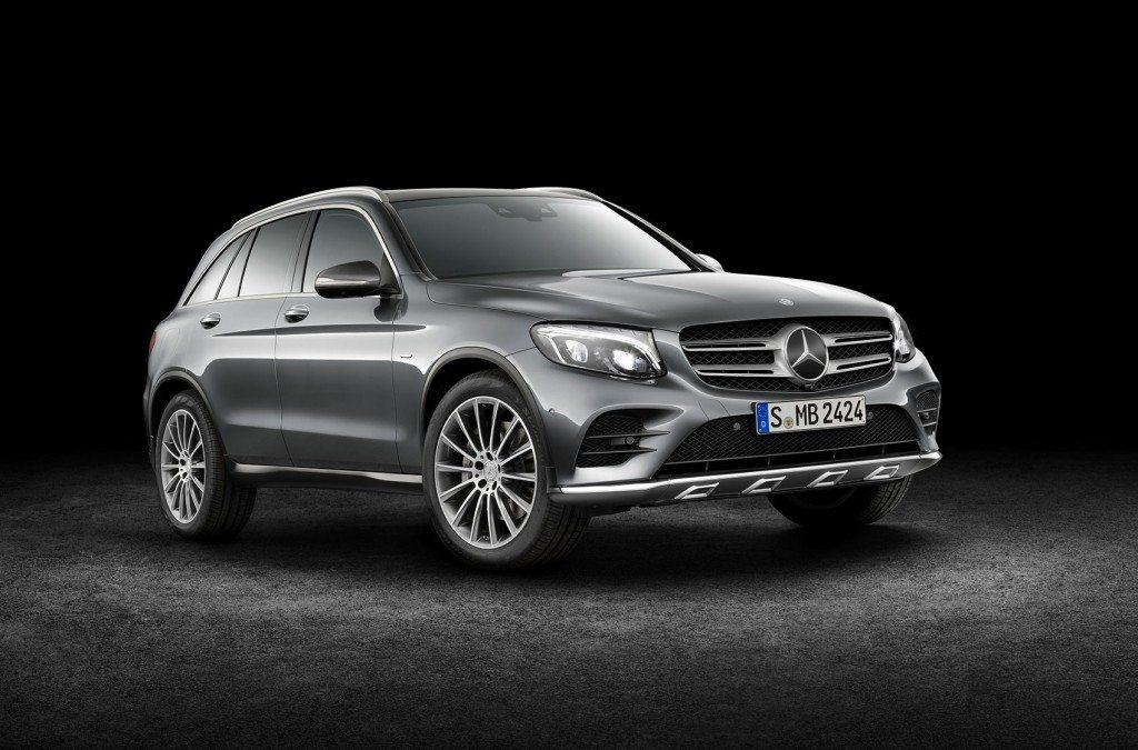 Mercedes-Benz GLC350e (1)