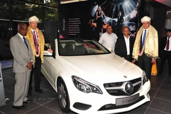 Mercedes-Benz inaugurates city showroom in Bengaluru (4)