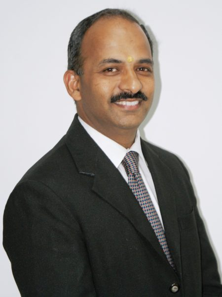 Suresh KV ZF India Head