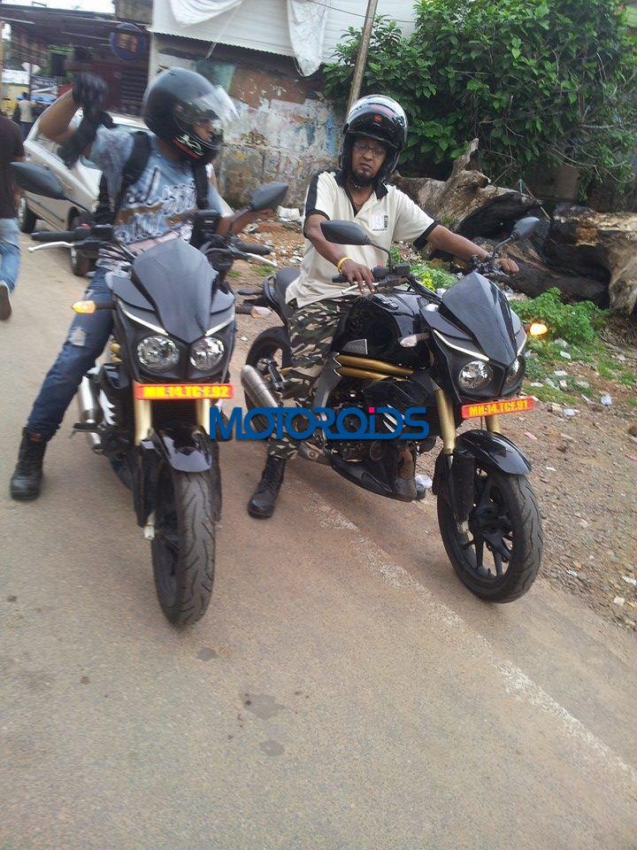 NEW Mahindra Mojo Spy Images - Prasannajit Patra - 2