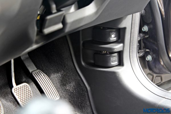 New 2015 Honda Jazz boot and fuel lid release