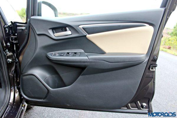 New 2015 Honda Jazz door panels