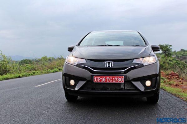 New 2015 Honda Jazz front (13)