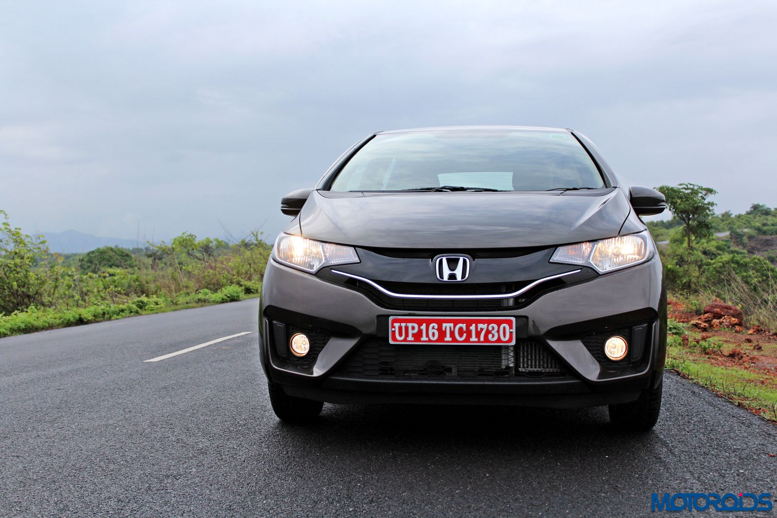 New 2015 Honda Jazz petrol / diesel India review : Canny ...