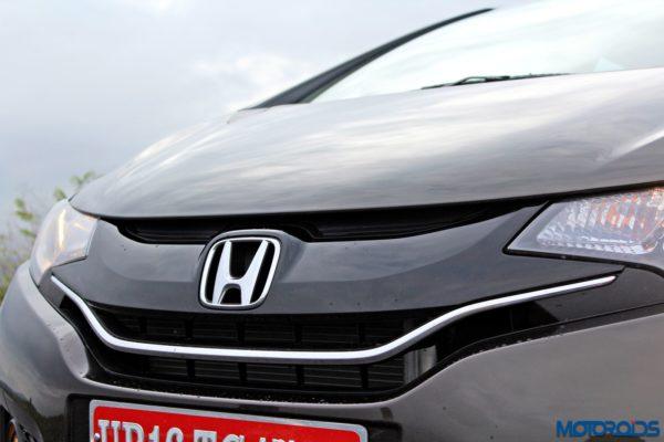 New 2015 Honda Jazz front (15)