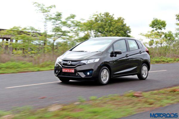 New 2015 Honda Jazz front (4)