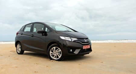 Honda Jazz completes an year in India; sells 47,335 units