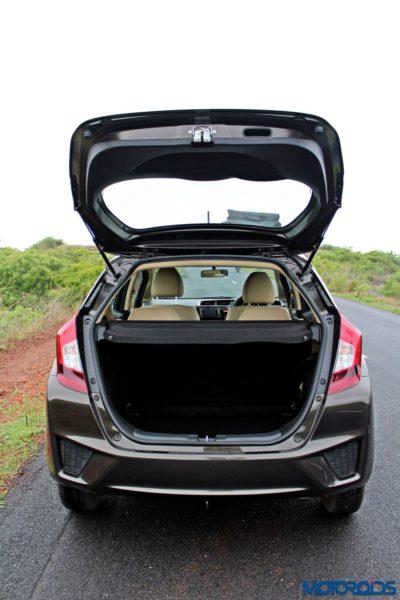 New 2015 Honda Jazz hatch