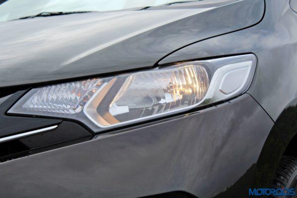 New 2015 Honda Jazz headlamp