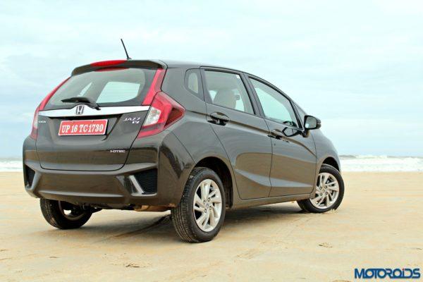 New 2015 Honda Jazz rear (4)