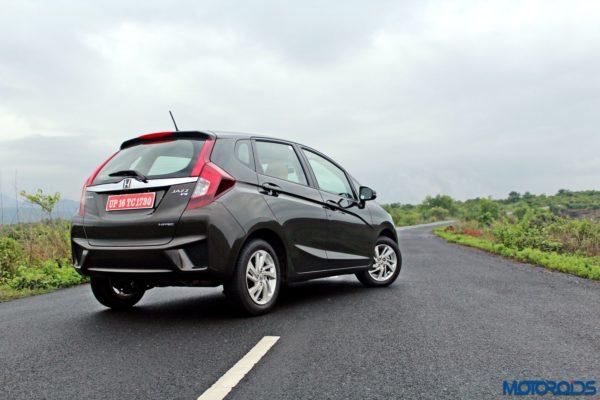 New 2015 Honda Jazz rear (6)