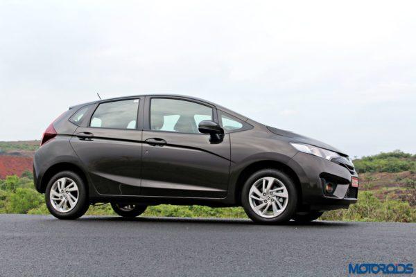 New 2015 Honda Jazz side (11)