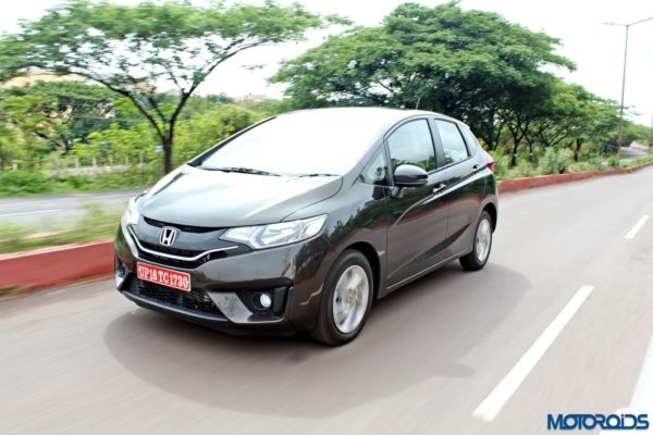New 2015 Honda Jazz side (8)