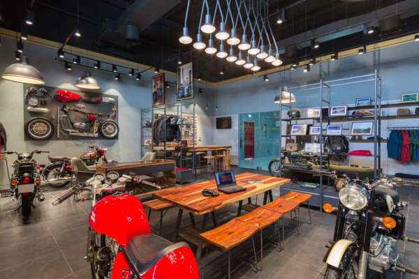 New Royal Enfield Store in Dubai - 1
