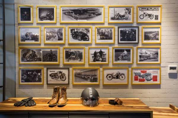 New Royal Enfield Store in Dubai - 2