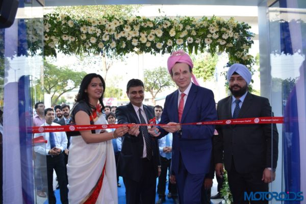 New Volkswagen Dealership - New Delhi (1)