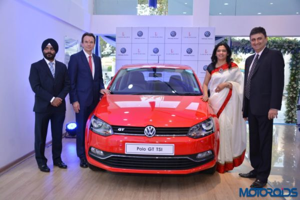 New Volkswagen Dealership - New Delhi (3)