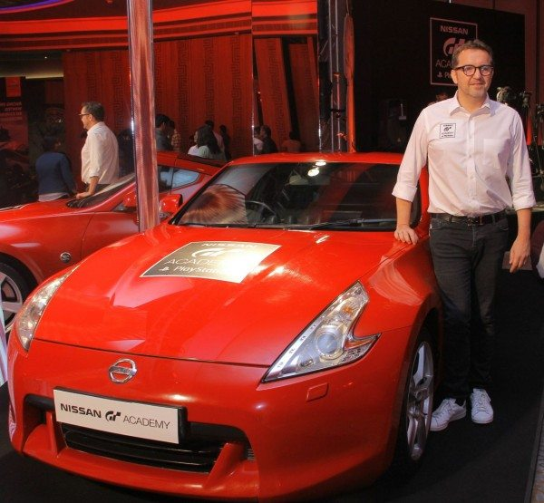 Nissan GT Academy (2)