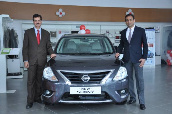Nissan India opens new dealership – Vibrant Nissan – at Hyderabad (2)
