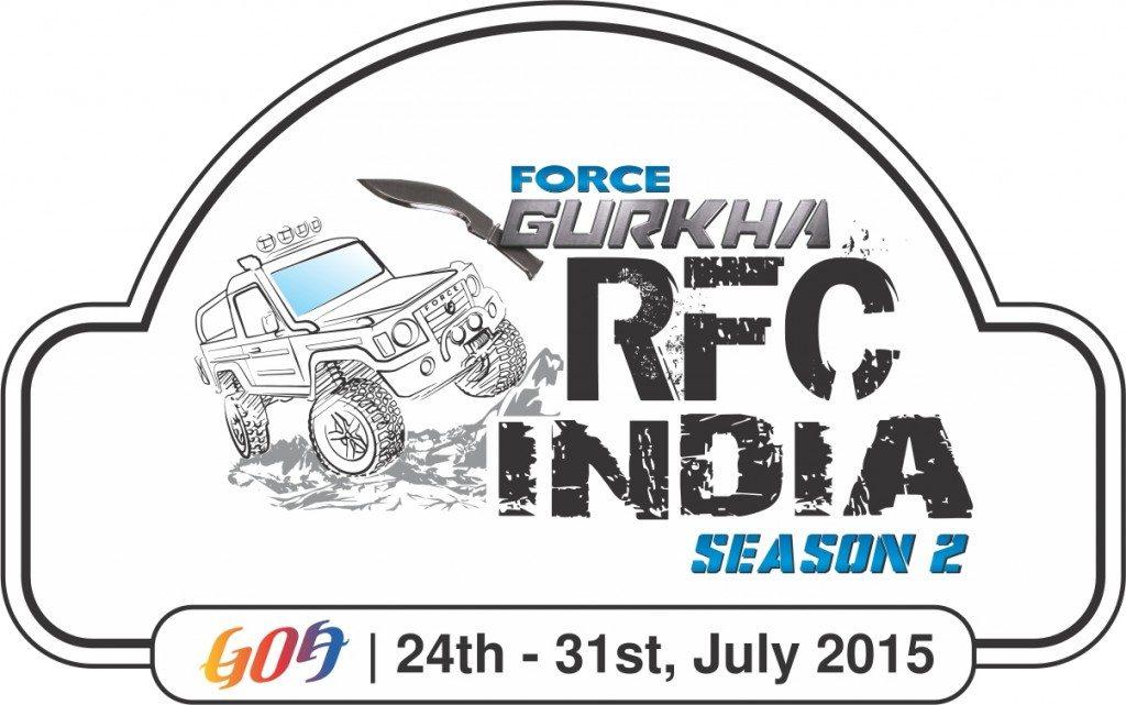 RFC India 2015 Logo