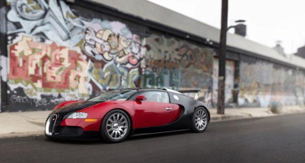 RM Sotheby's Monterey Sale Bugatti Veyron (2)
