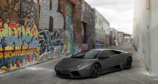 RM Sotheby's Monterey Sale Lamborghini Reventon