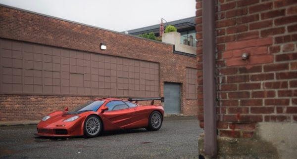 RM Sotheby's Monterey Sale McLaren F1 LM