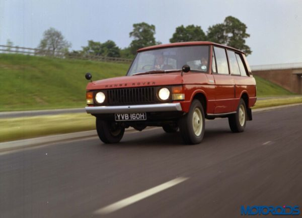 Range Rover Completes 45 Years (2)