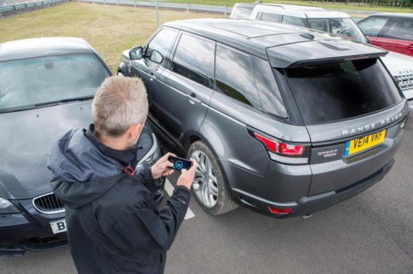 Remote-controlled Range Rover Sport (2)