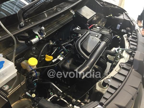 Renault Kwid Engine (1)